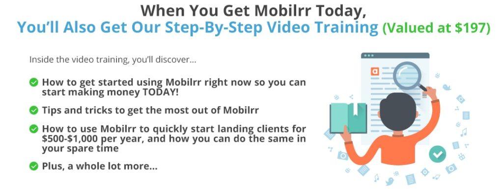 mobilrr training